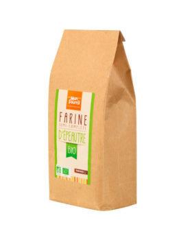 Farine semi-complète d'Epeautre Bio