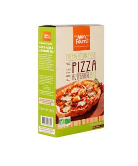 Farine pour Pâte à Pizza à l'Epeautre Bio avec levure