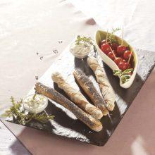 Baguettines provençales apéritives