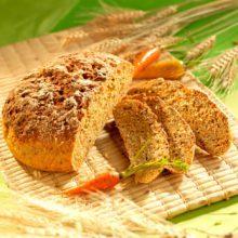 Pain multicéréales à la carotte