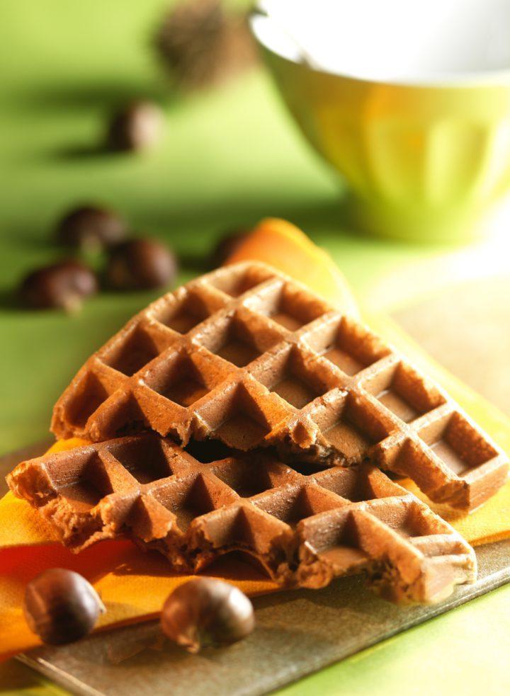 Recette gaufre sans oeuf finest recette gaufre sans oeuf - Recette de gaufre sans beurre ...