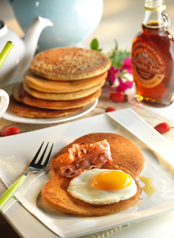 pancakes farine bio sans gluten mon fournil