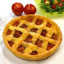Tarte tomate – emmental