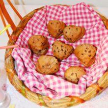 Muffins choco – châtaigne