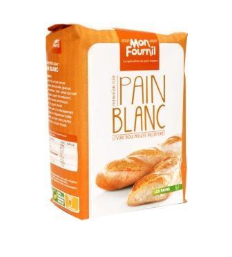 farine pour pain blanc mon fournil