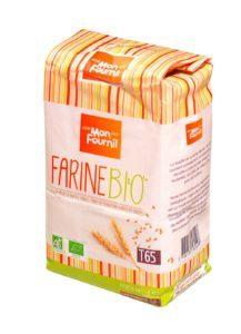 farine de blé t65 bio mon fournil