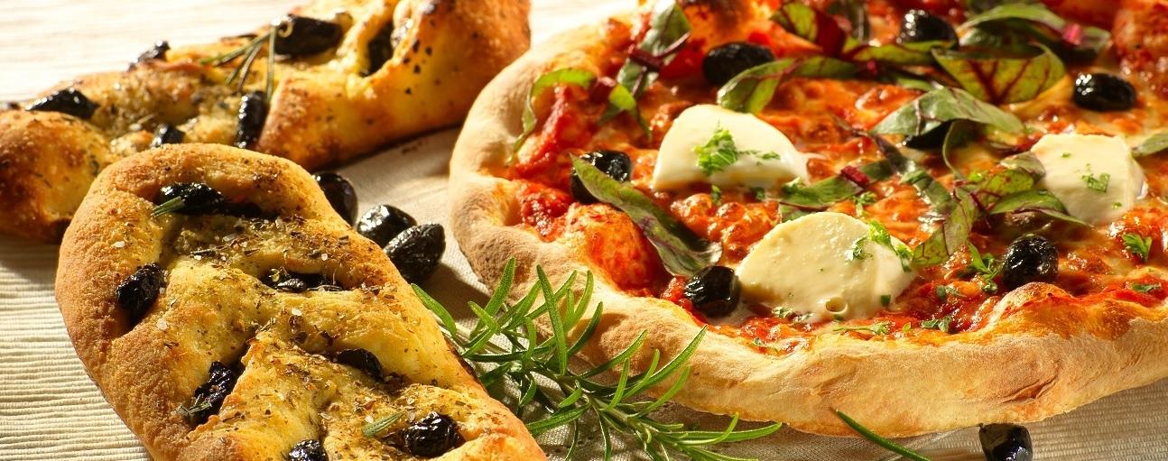 Pizza Fougasse Mon Fournil zoom