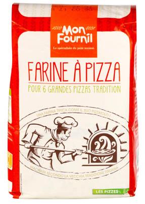 farine à pizza type 00 mon fournil