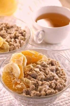 porridge flocons d'avoine bio sans gluten mon fournil