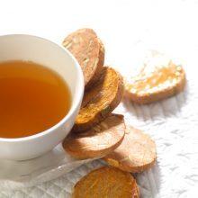 Biscuits châtaigne et graines de courge