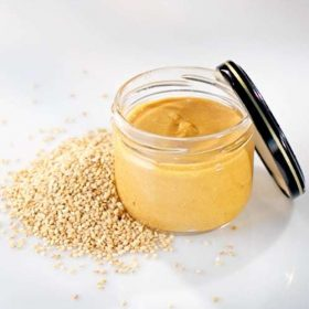 Crème de sésame (tahin)