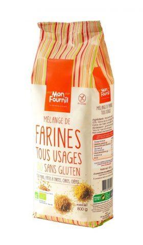 Farine tous usages Sans Gluten Bio