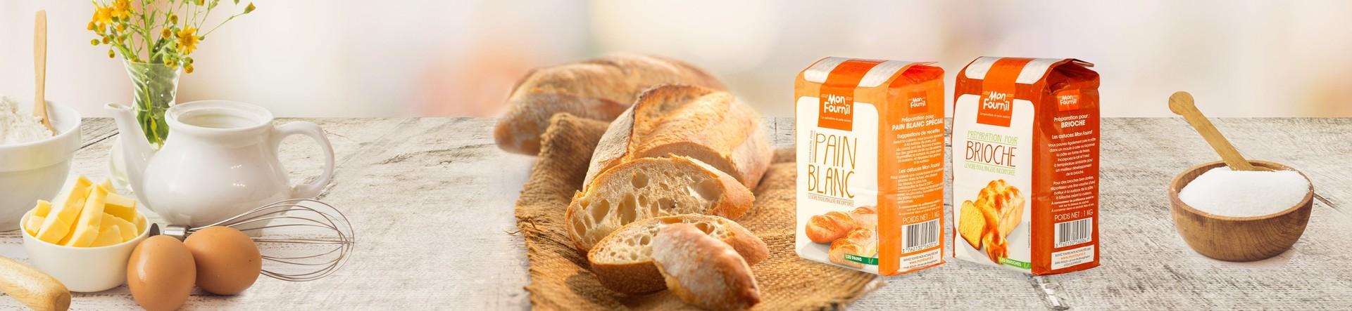 pain maison mon fournil