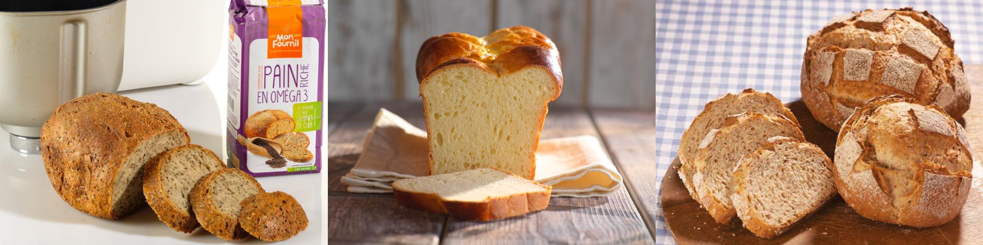 pain et brioche maison