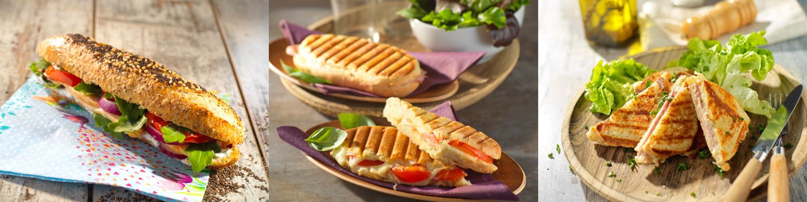 sandwich maison mon fournil