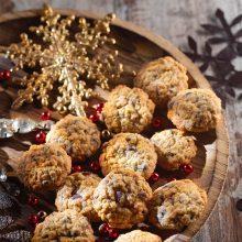 Cookies chocolat avoine
