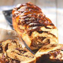 Babka chocolat noix de pécan