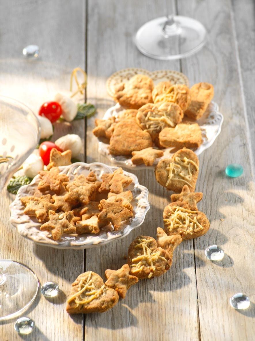 biscuits apéritif bio maison mon fournil