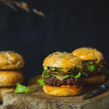 Pains à burger sans gluten @sweetnesslab