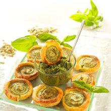 Pesto aux graines de courge