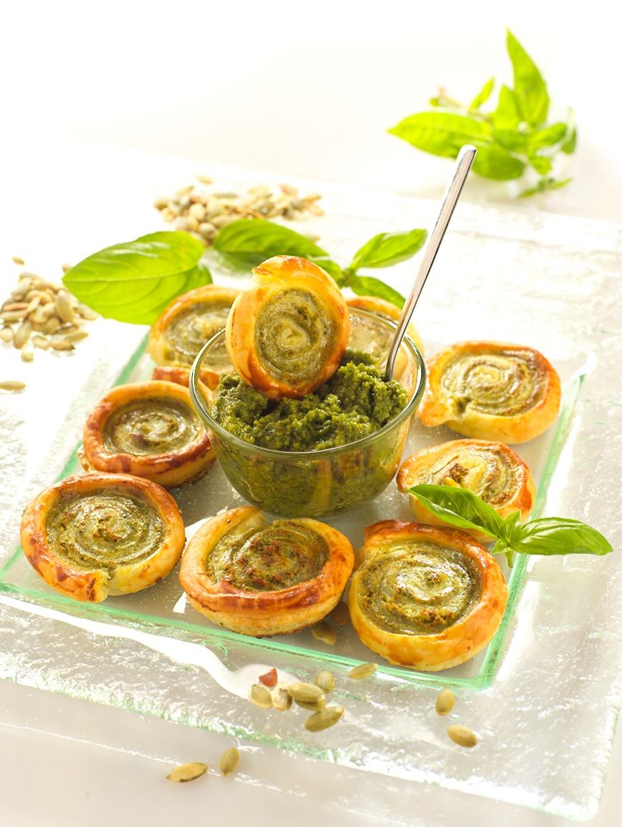 recette pesto verde bio mon fournil